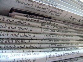 A_stack_of_newspapers