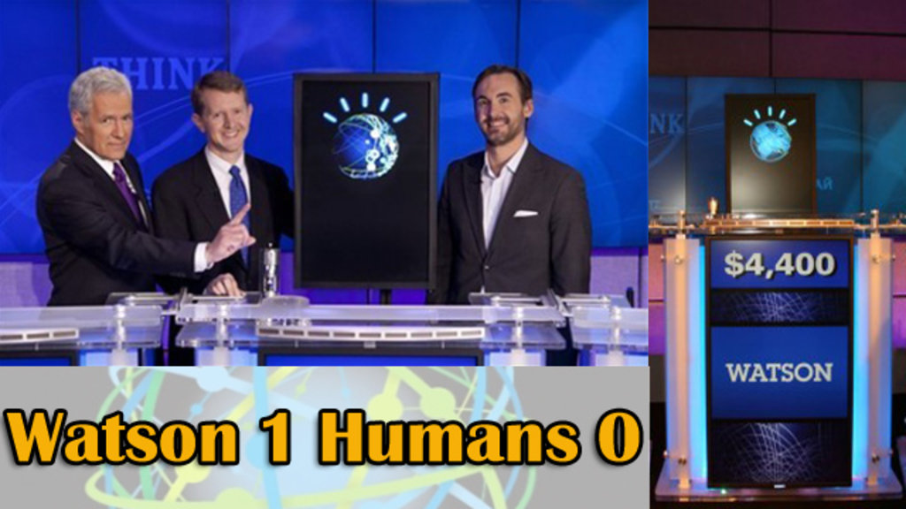 IBM's Watson Computer Beats the Superstars of Jeopardy! But What ...
