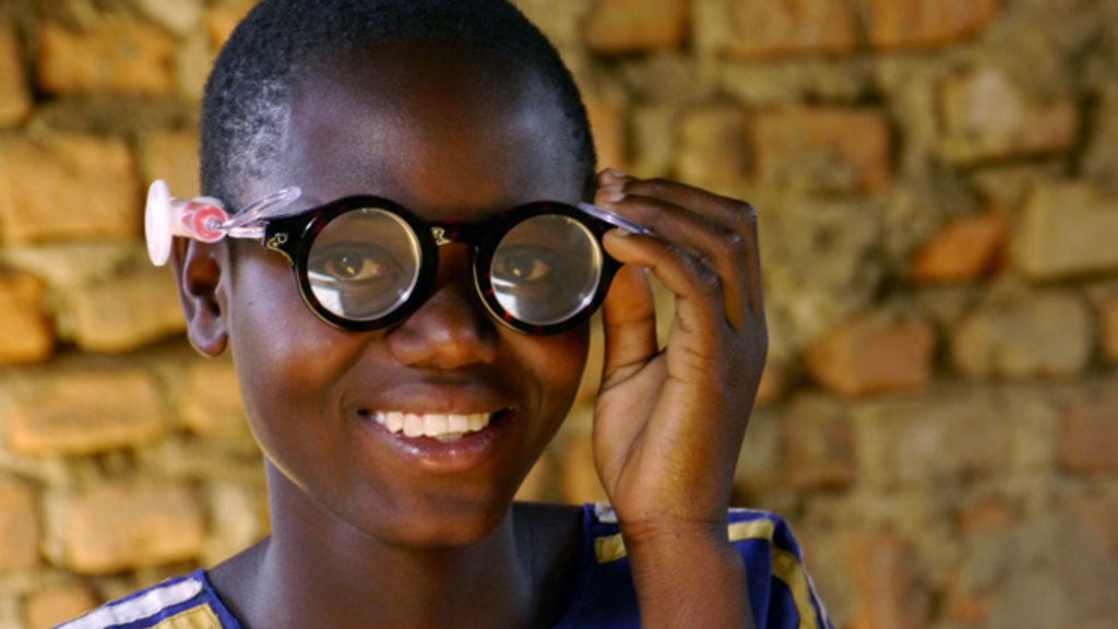 The Eyeglasses That Could Make The World Look Different | Big Think