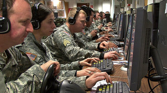 Is Cyberwarfare the Nuclear Warfare of Our Generation?