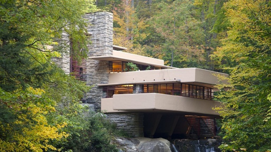 Paint Sculpt Or Build It Right And Others Will Try To Follow Your Path That Truth Makes Frank Lloyd Wrights Iconic Home Known As Fallingwater