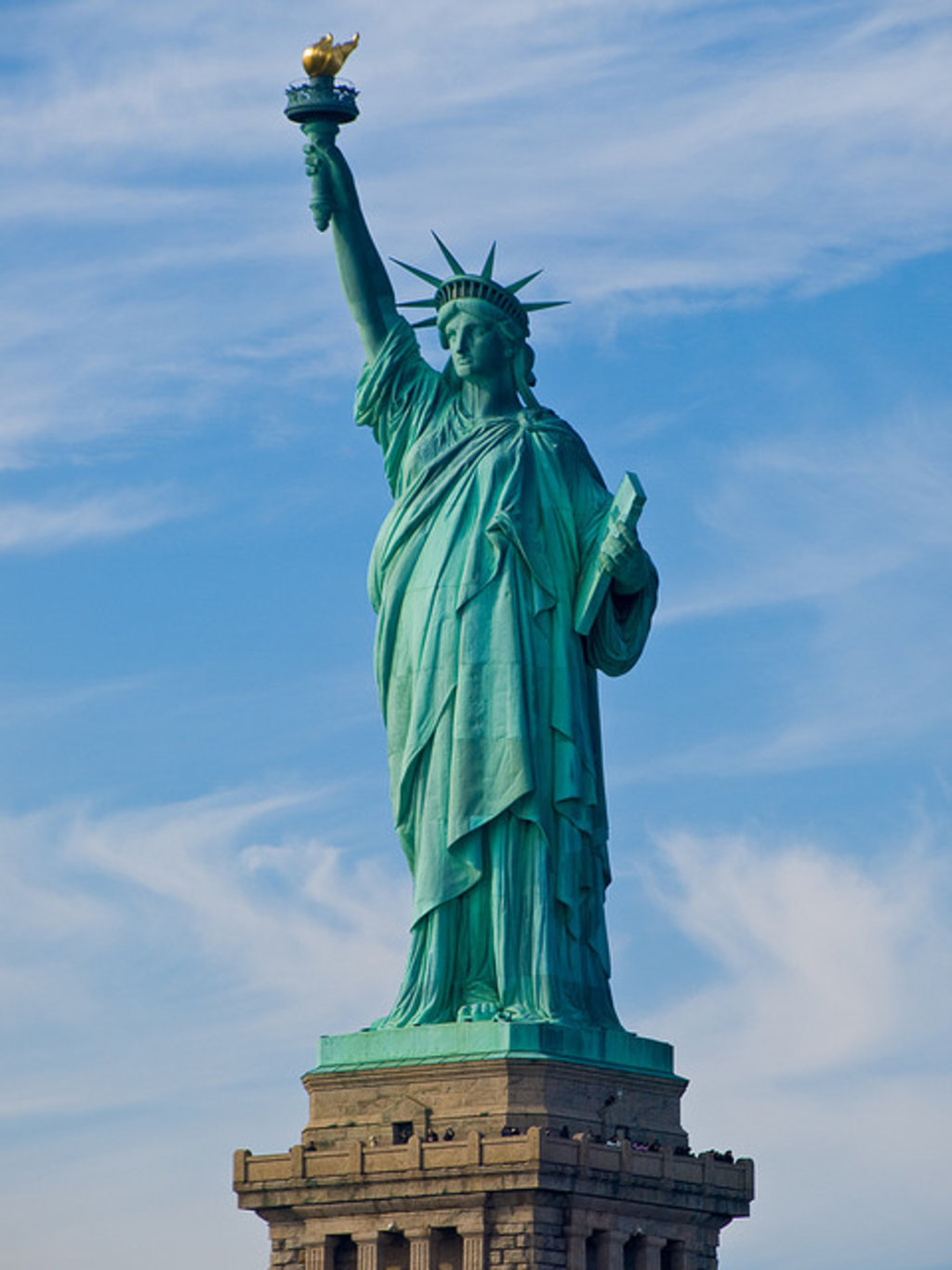 Rick Perry And The Satanic Statue Of Liberty Big Think