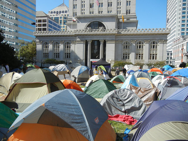 Occupyoaklandtents