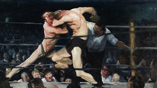 Why Does George Bellows Take Such a Critical Beating?