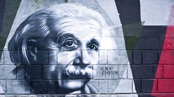 The Matter of Einstein's Brain