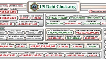 Don't Fear the Debt...Just Yet.
