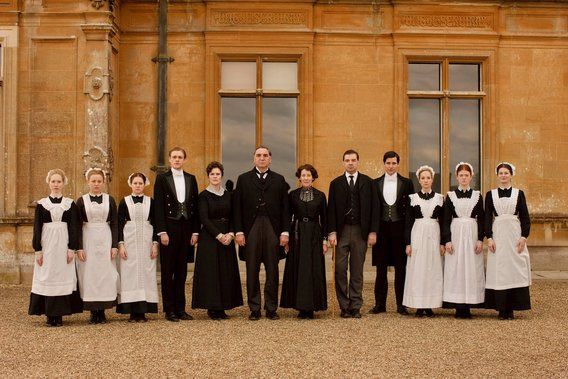 Downtonabbey_cast