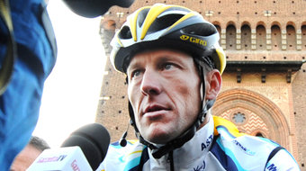 Feeling the Fall of Lance Armstrong