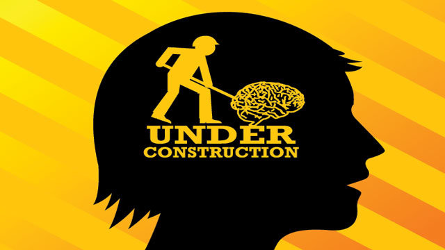 Brain-under-construction