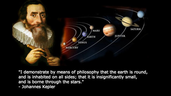 Johannes Kepler Telescope (page 2) - Pics about space
