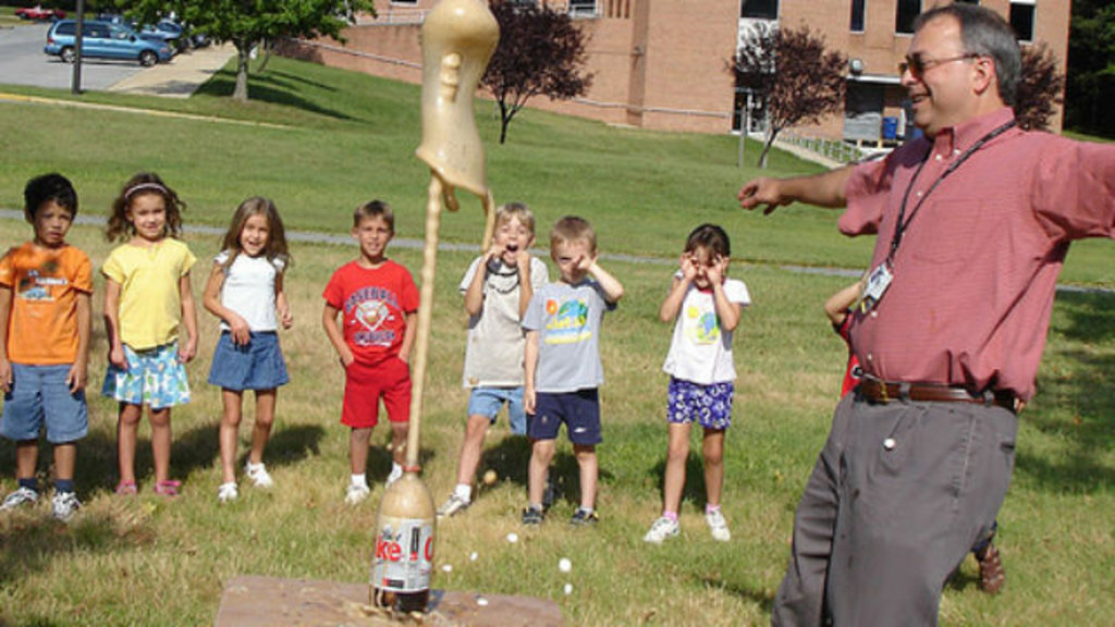 The Diet Coke and Mentos Experiment | Big Think