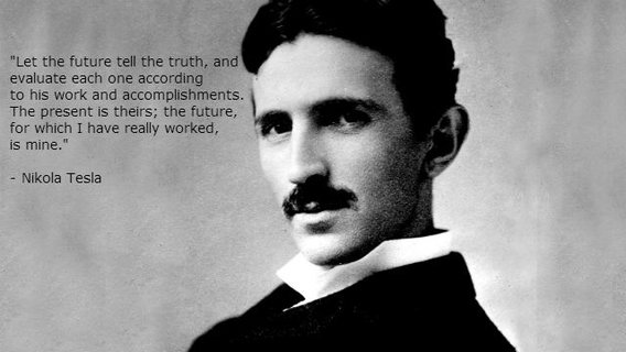 nikola tesla quotes 2016