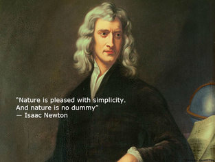 Newton on the Intelligence of Nature