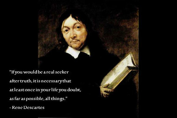 an analysis of the life and career of descartes Learn about rene descartes' family, education, travels, and personal life descartes spent much of his life writing, thinking, and corresponding.