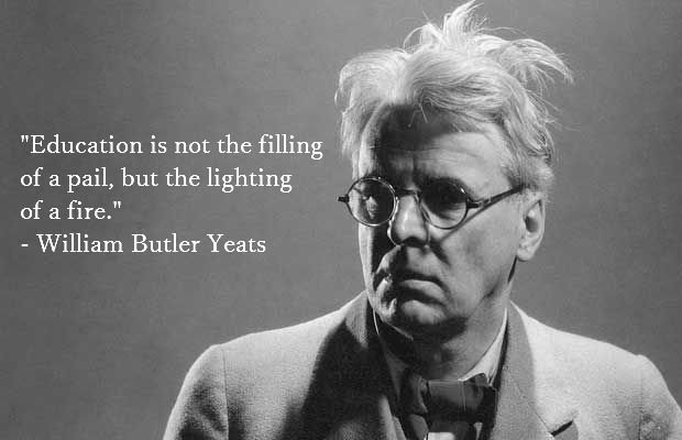 personal response william butler yeats Wb yeats sample essay: a great irish poet  deeply explored personal feelings,  yeats's passion for the fate of the country is also very obvious in september.