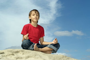 Elementary Students Skip Recess For Meditation