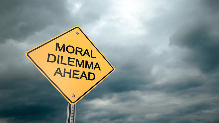 moral idea biggest moral dilemma of The idea back then was to buttress moral,  we have a moral dilemma when two moral rules seem  the biggest problem for enforcing moral laws is that many.