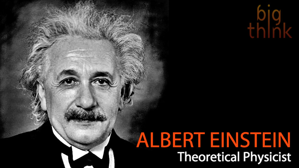 Essay and albert einstein