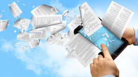 Tablet_papers_flying