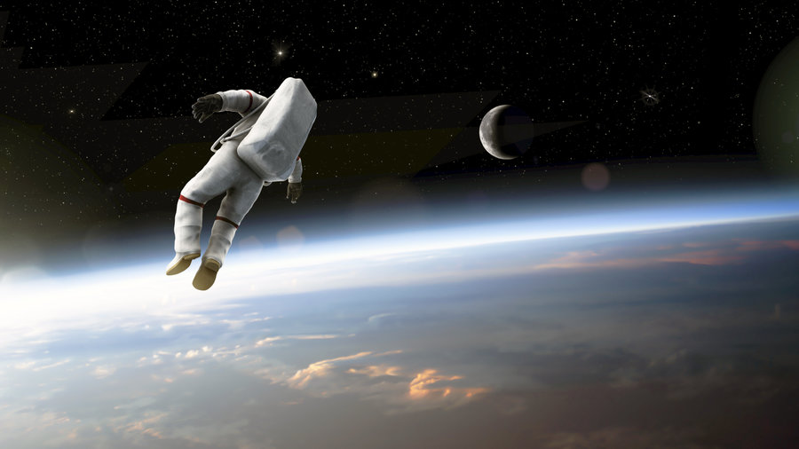 What Does Living in Space do to the Human Body?