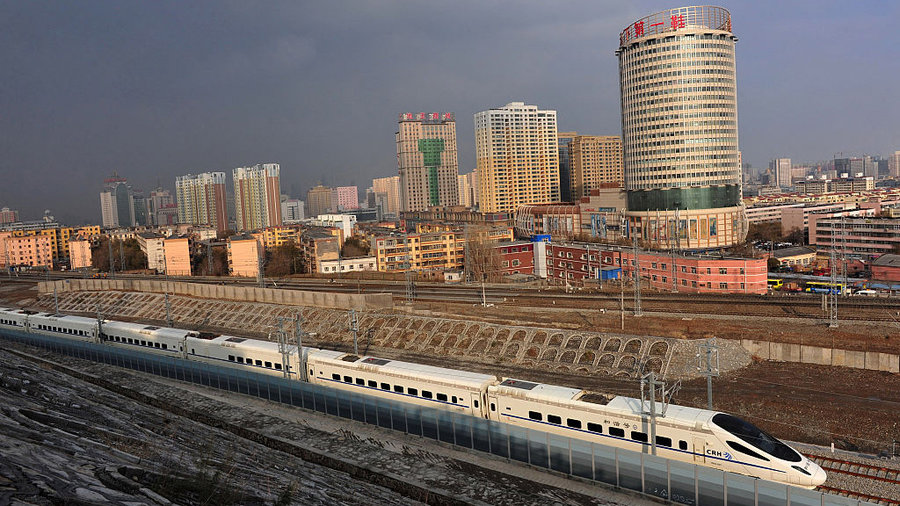 Asia Dominates High-Speed Train Rankings