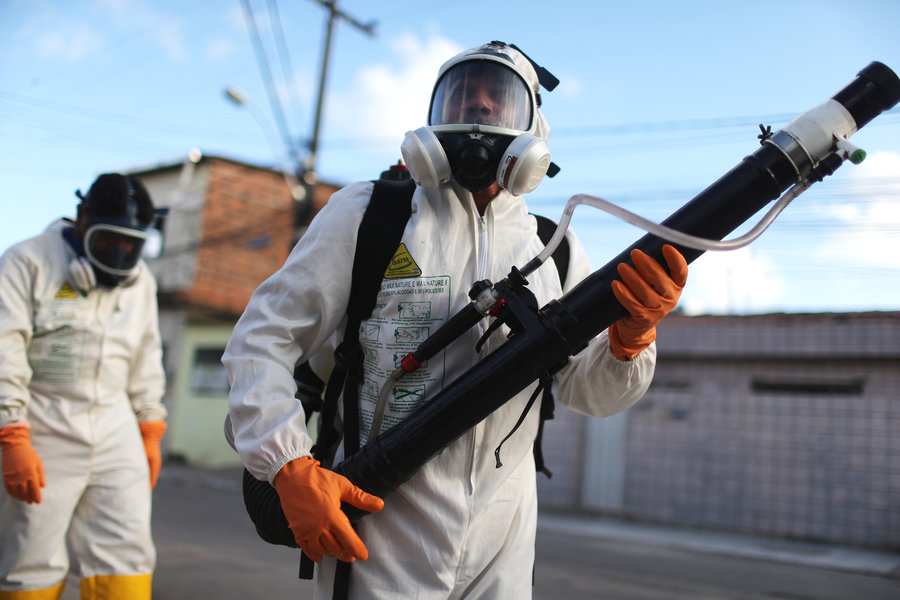 Eliminate Lyme Disease and Zika Virus Forever? If It Means Killing a Whole Species, Should We?
