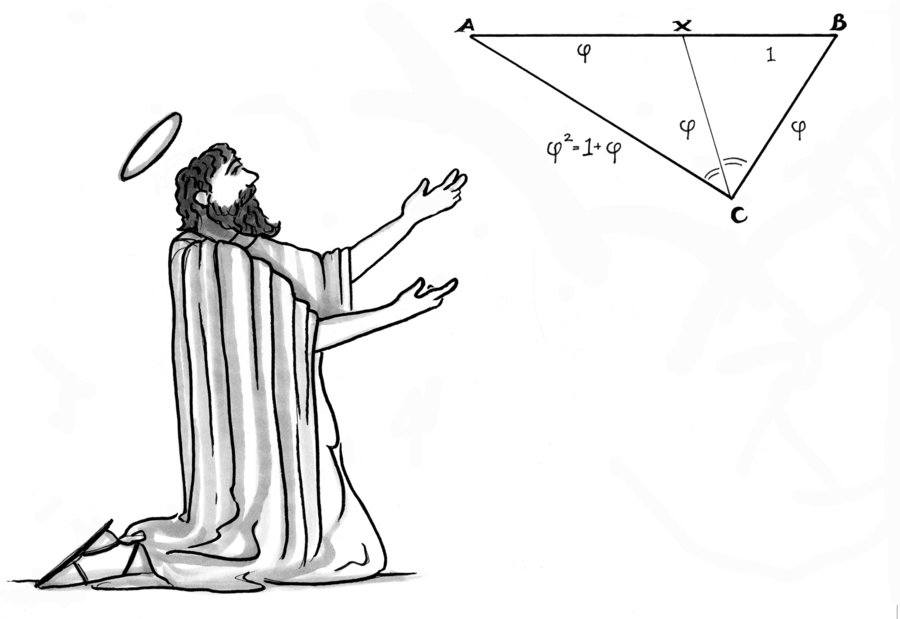 Plato Questioned Whether the Beauty of Math Could Makes Us