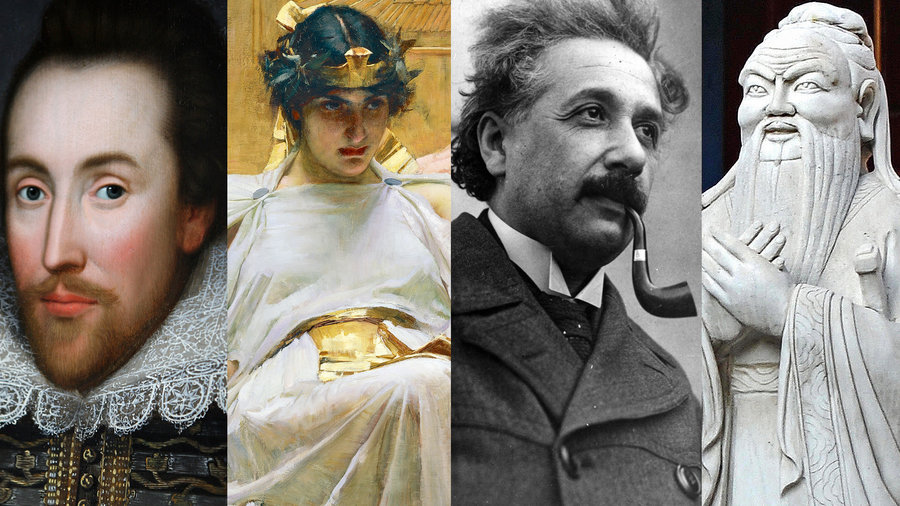 Top 20+ Smartest People Who Ever Lived