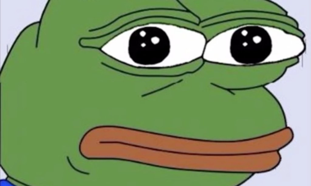 Funny Frog Cartoon Meme : Pepe the frog meme declared hate symbol added to the anti
