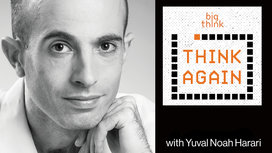 Think-again-podcast-thumbnail-yuval-noah-harari