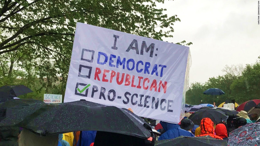 Scientists Have Had Enough. They're Starting to Run for Office.