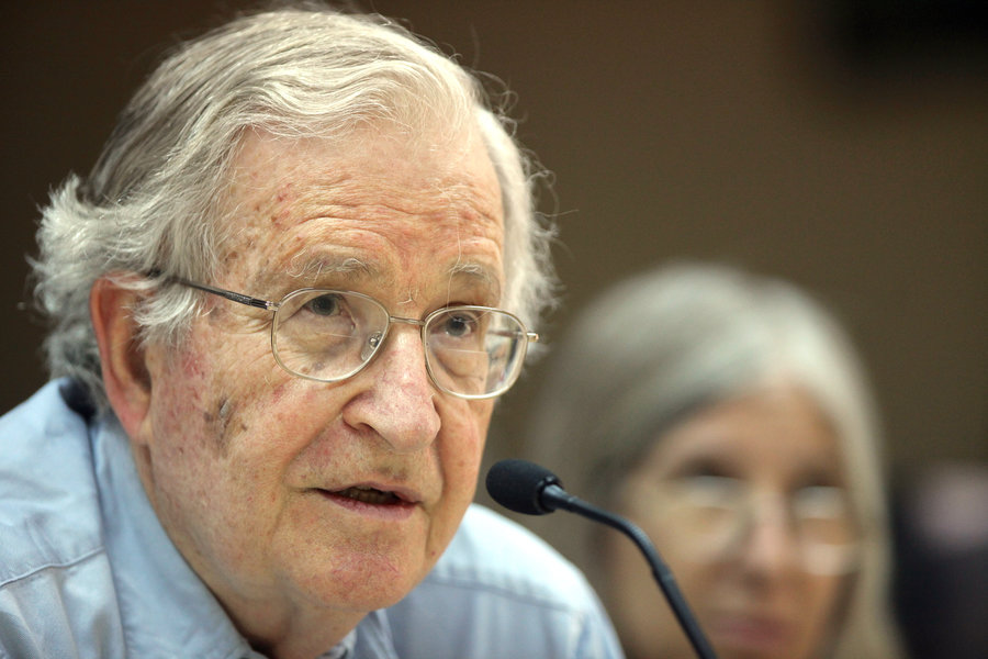 Noam Chomsky's Surprising Take on the Russia Scandal