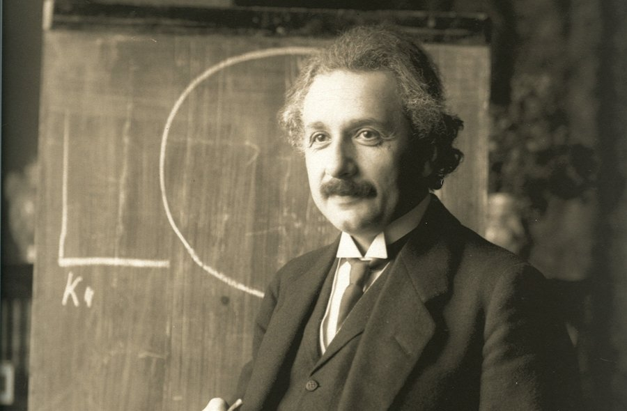 Learn How to Think Like Einstein