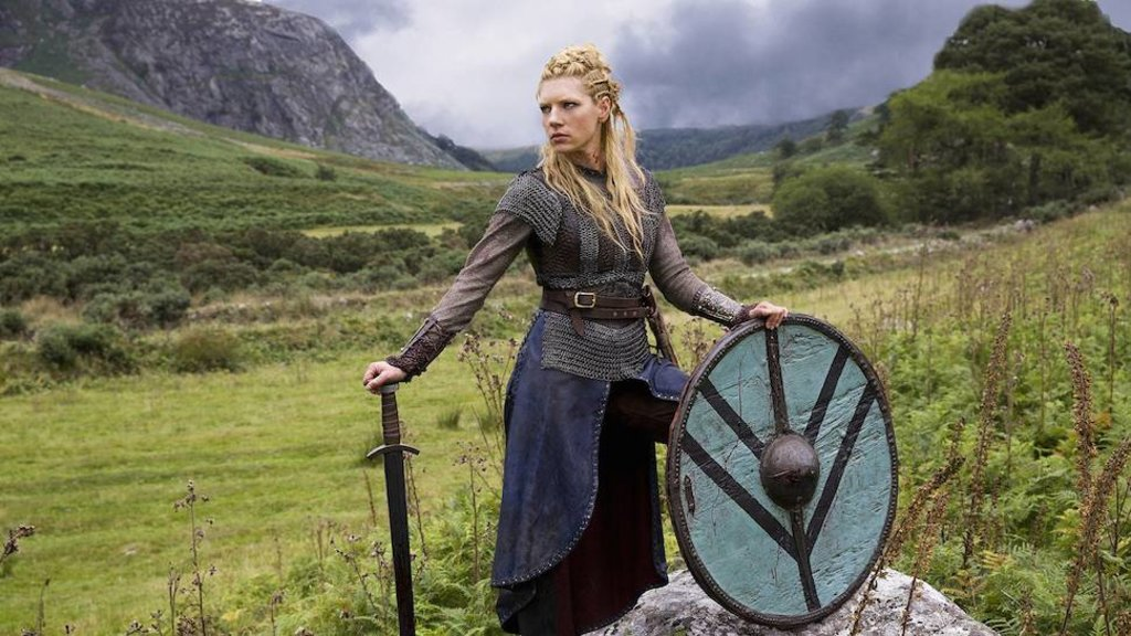 scientists discover first dna evidence of female viking warriors