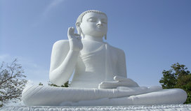 The_buddha_at_mihintale_sri_lanka