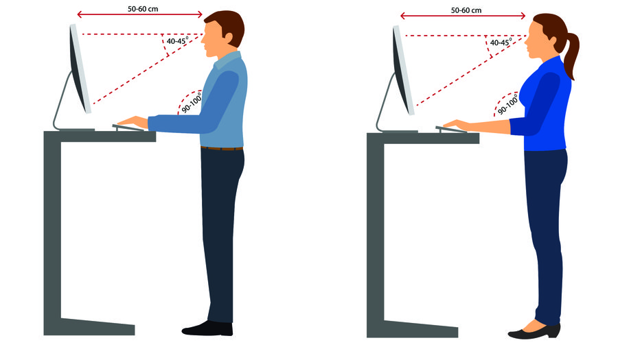 Standing desks now seem to be the opposite of healthy