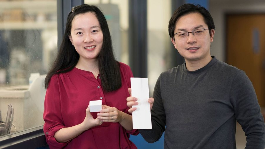 Female inventor creates 'Nanowood' — a material that could (really) save the planet