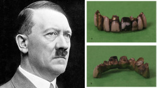 Forensic analysis of Hitler's teeth debunks long-held conspiracy theories about his death
