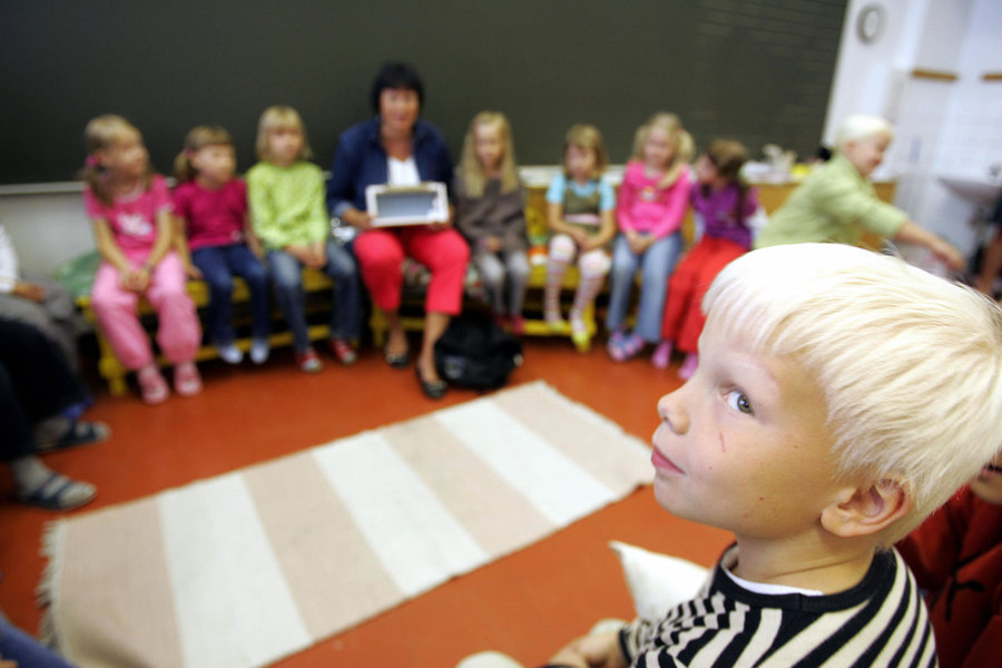 10 reasons Finland's school system is better than America's