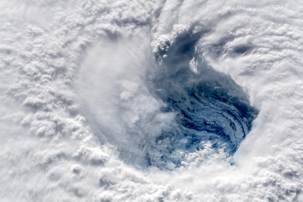 NASA posts incredible video of Hurricane Florence from space