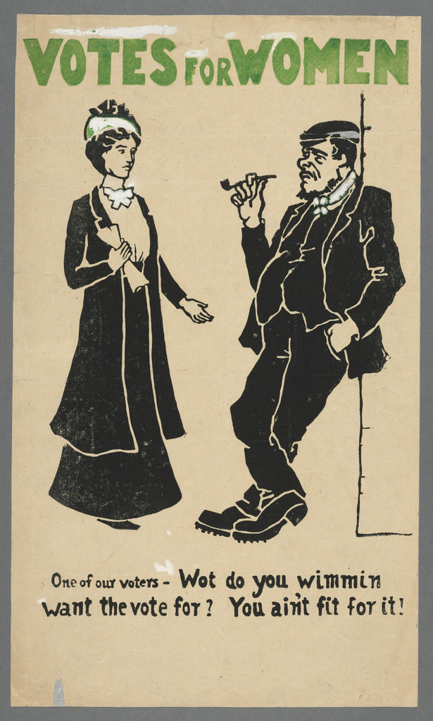 Moving, Powerful Posters from the Women's Suffrage ...