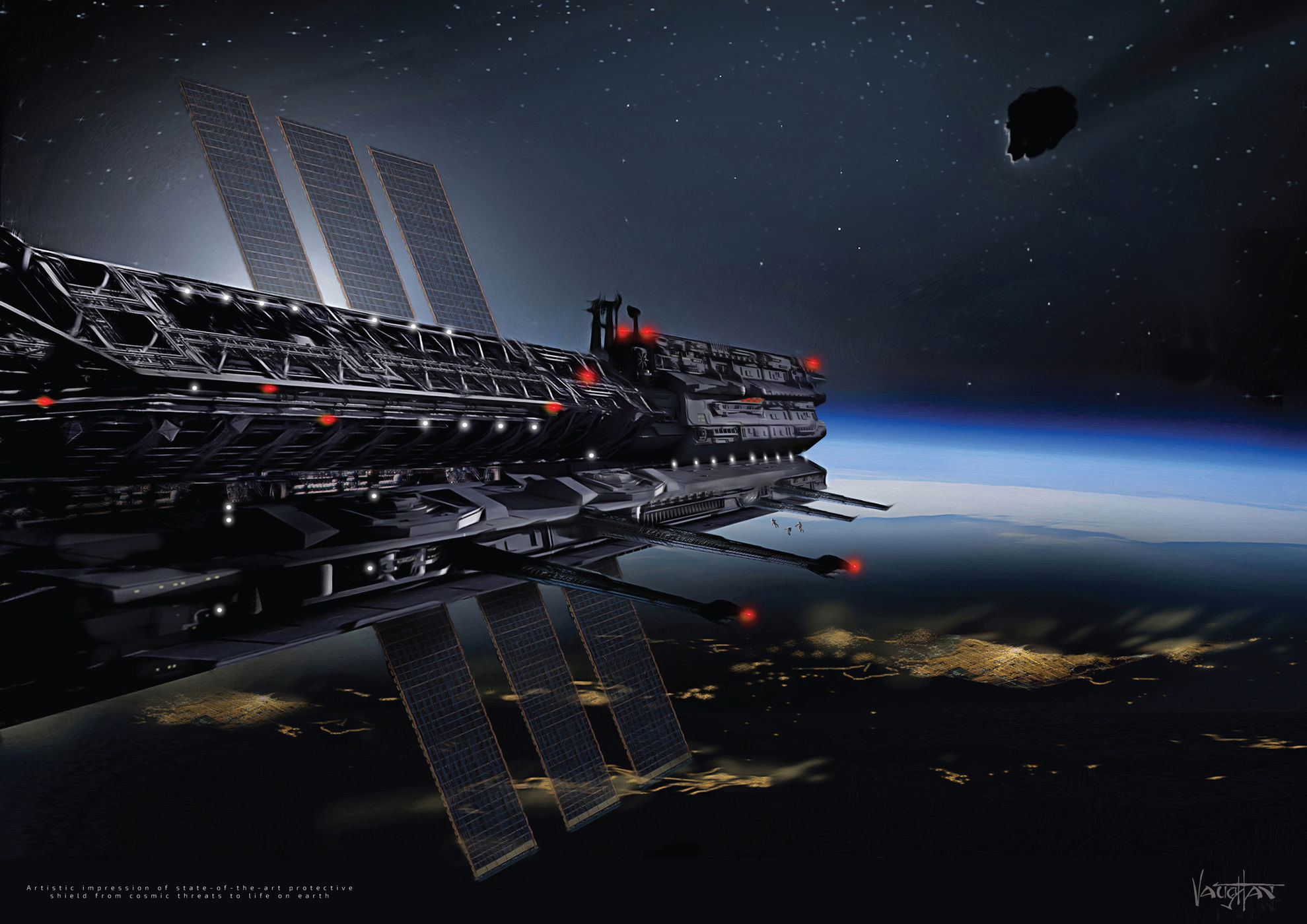 Asgardia space station