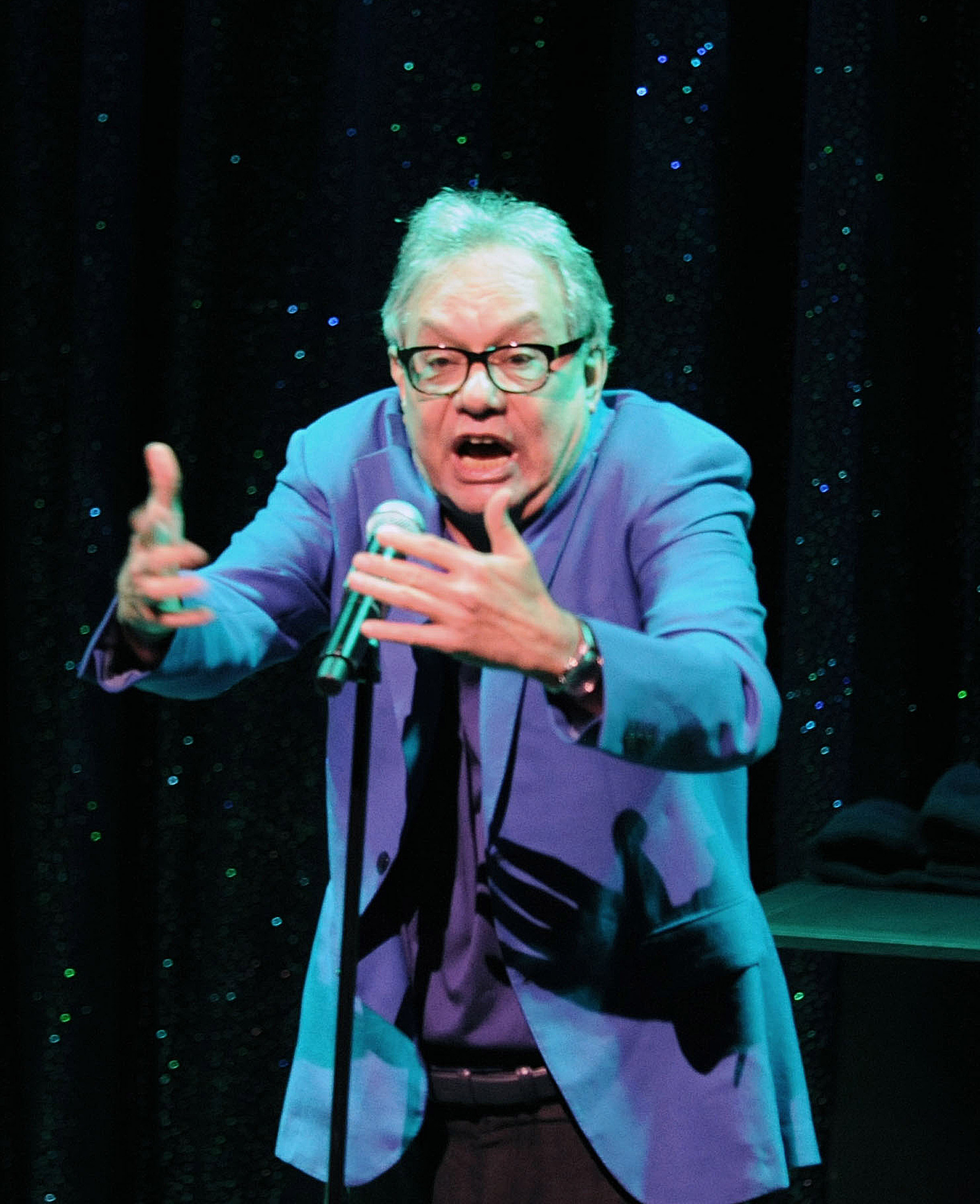 Lewis Black (Getty Images)
