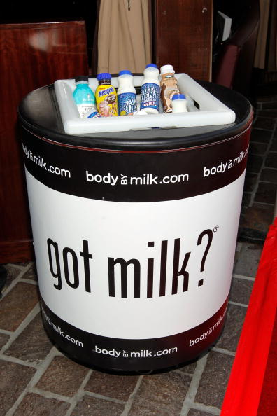 Got Milk? (Getty Images)