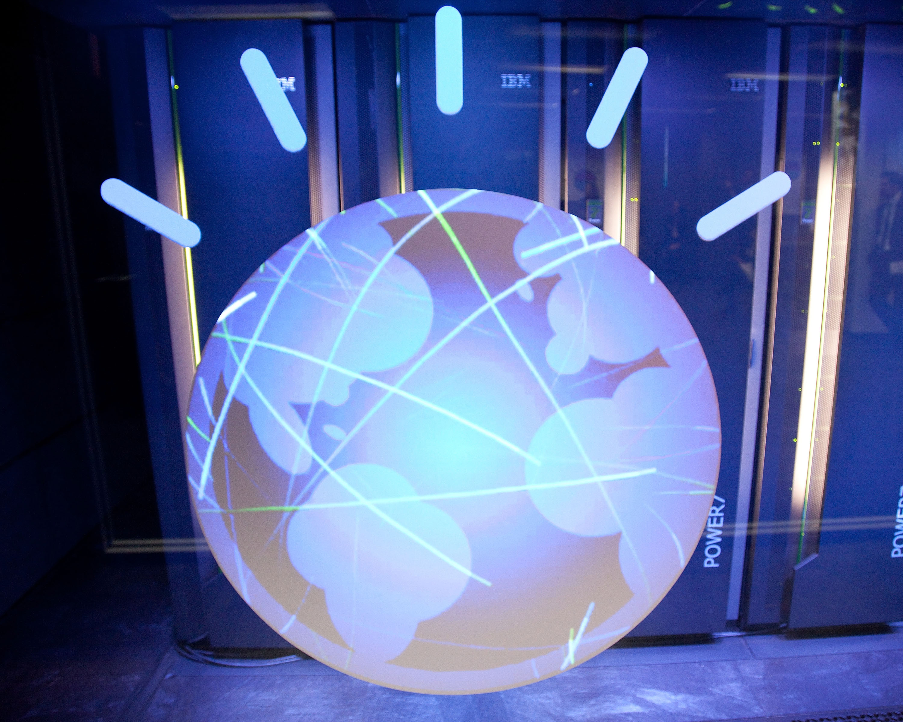 IBM's Watson (credit: Getty Images)