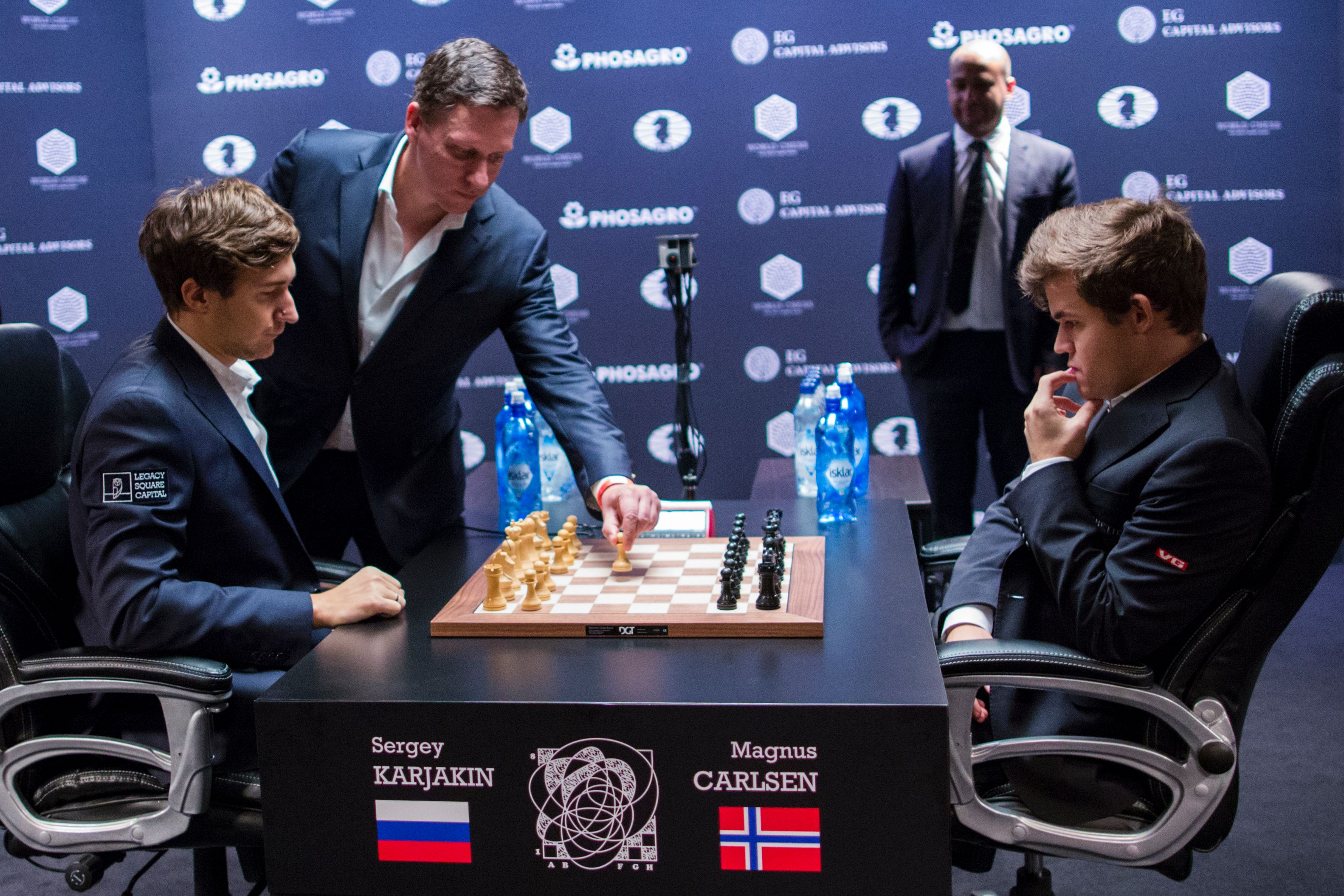 world chess championship thiel