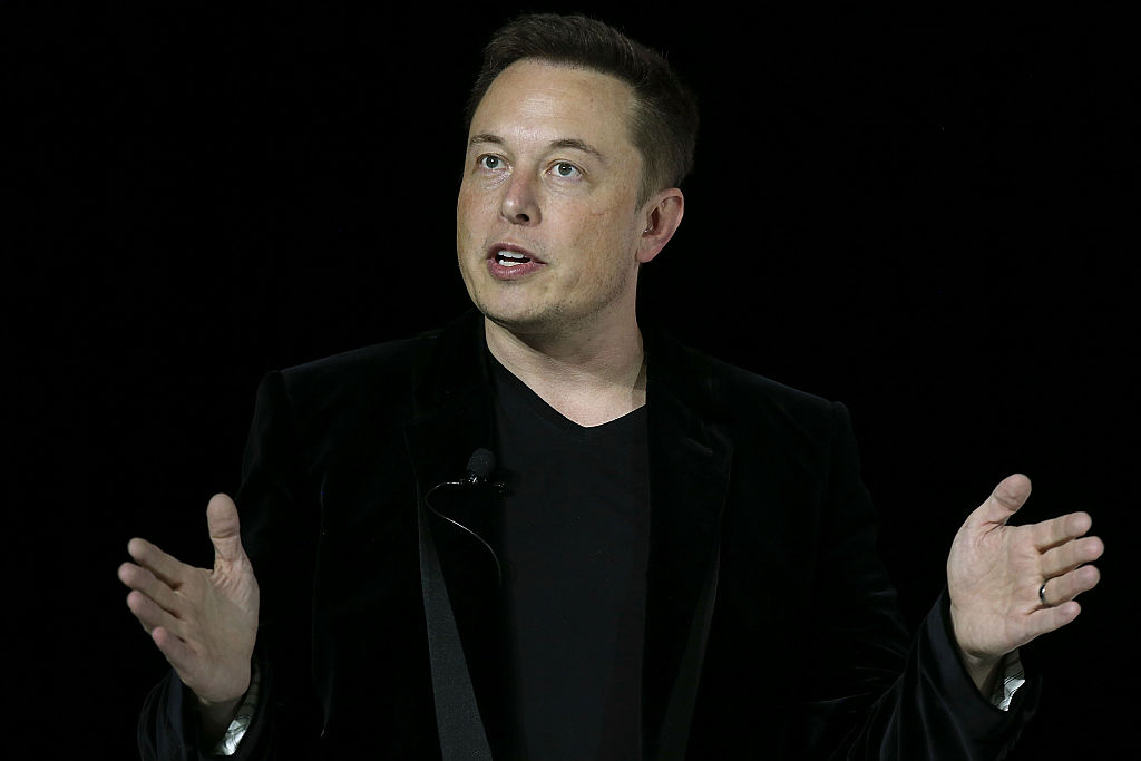Elon Musk (Credit: Getty Images)