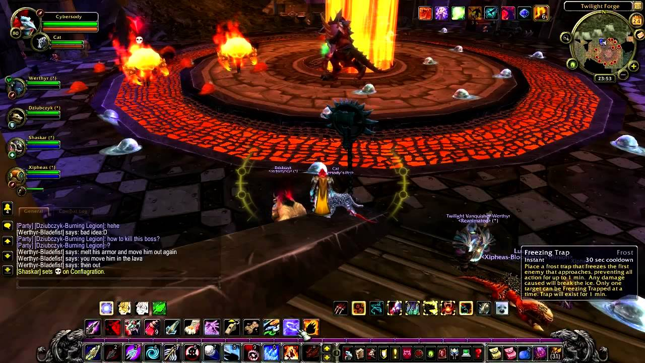 World of Warcraft gameplay screenshot