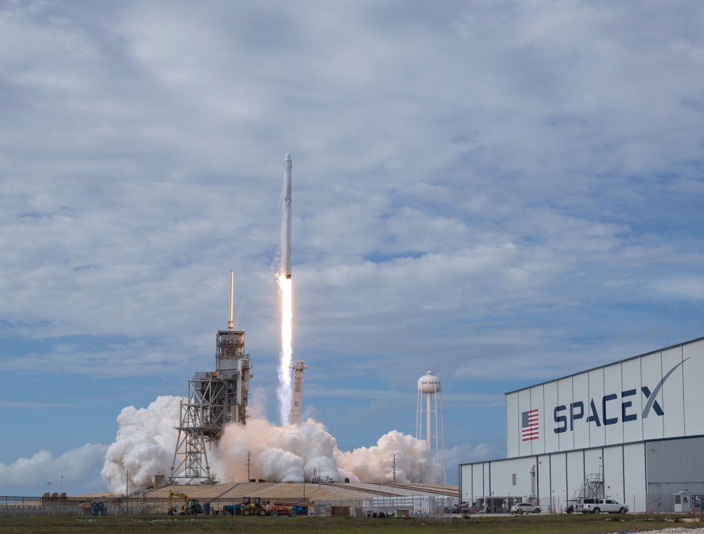 Stream: SpaceX Launch BulgariaSat-1 And Land A Falcon 9 Rocket