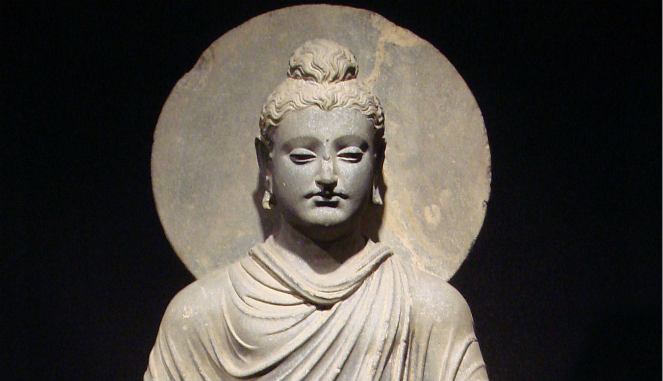 An image of the Buddha